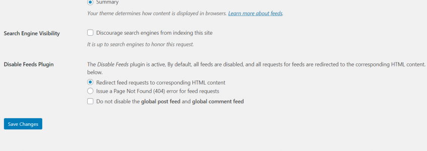 Solved – How to Disable RSS Feeds in WordPress?