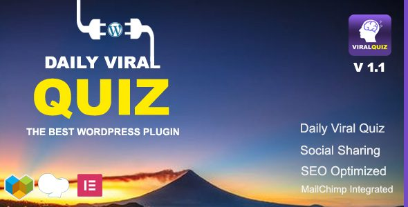 Download Daily Viral Quiz Pro – WordPress Plugin